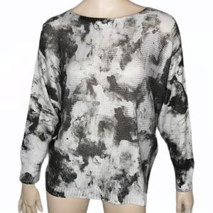 Luisa Ricci Made in Italy Sweater Marble Effect